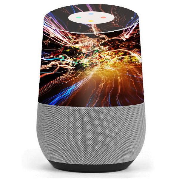 Light Exposure Google Home Skin