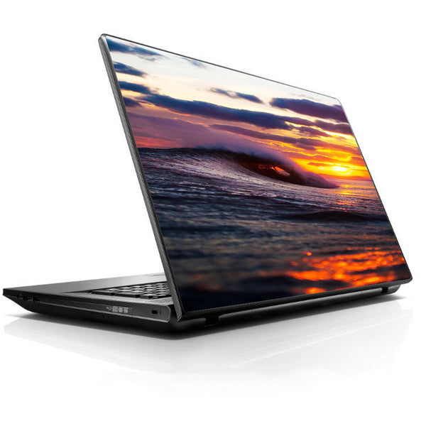 Sunset Universal 13 to 16 inch wide laptop Skin
