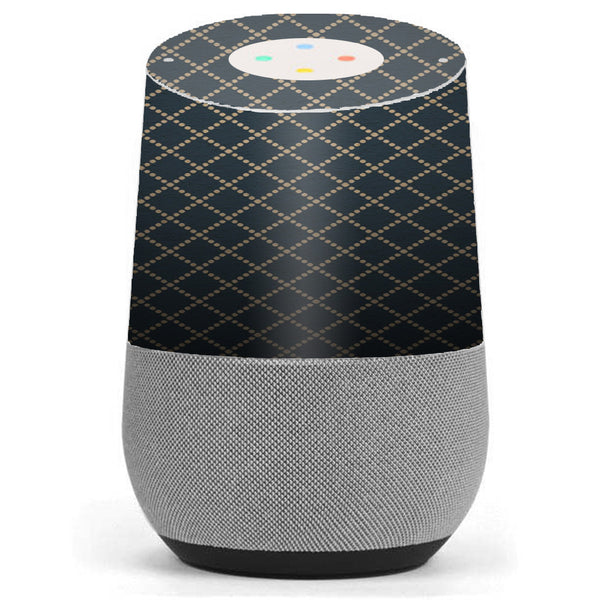 Dotted Diamonds Google Home Skin