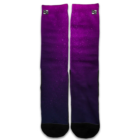 Purple Dust Universal Socks