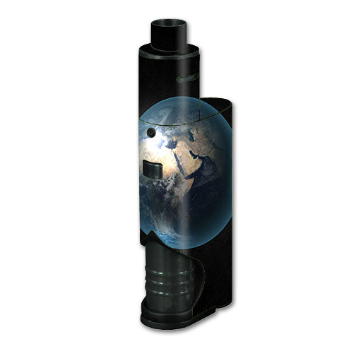 Earth Kangertech dripbox Skin
