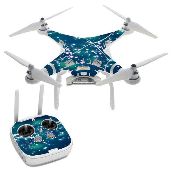 Firefly Night DJI Phantom 3 Professional Skin
