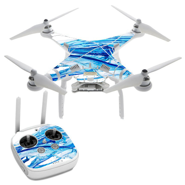 Water Splash DJI Phantom 3 Professional Skin
