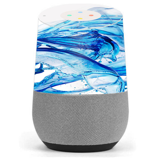 Water Splash Google Home Skin