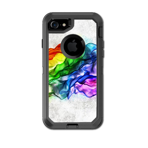 Fresh Colors Otterbox Defender iPhone 7 or iPhone 8 Skin
