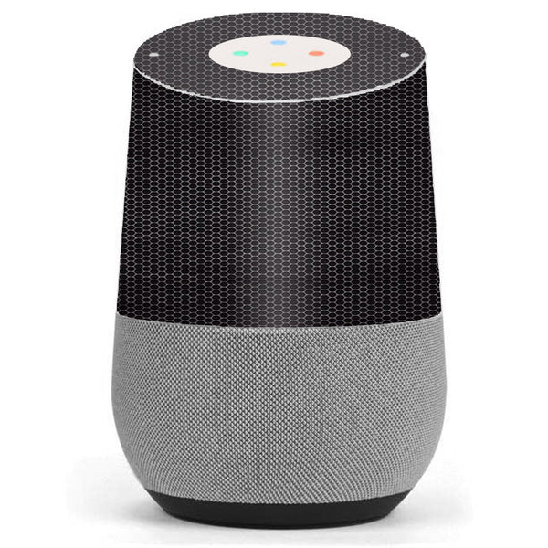 Metal Hexagons Google Home Skin