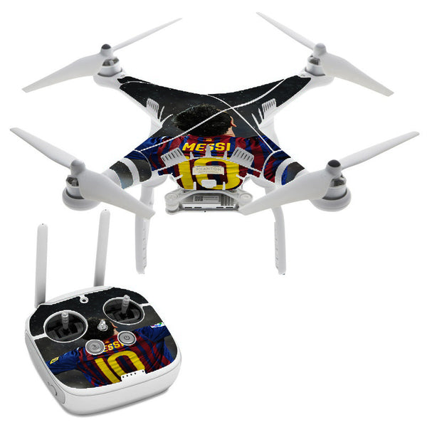 Messi2 DJI Phantom 3 Professional Skin