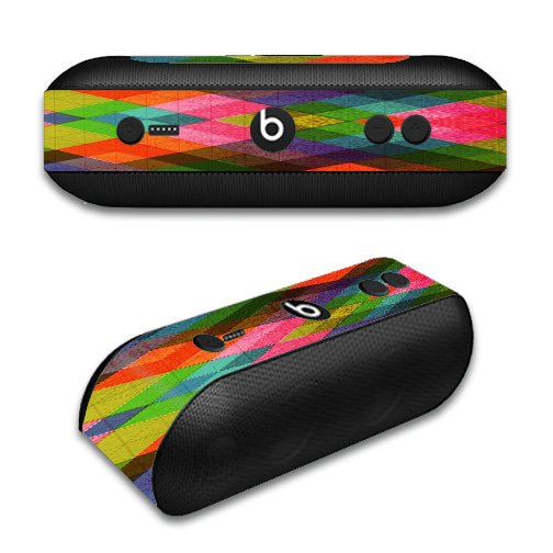 Color Hearts Beats by Dre Pill Plus Skin