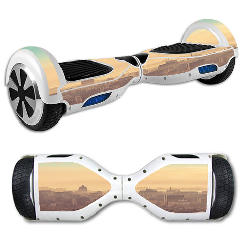 New York City Hoverboards  Skin