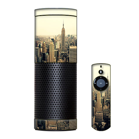 New York City2 Amazon Echo Skin