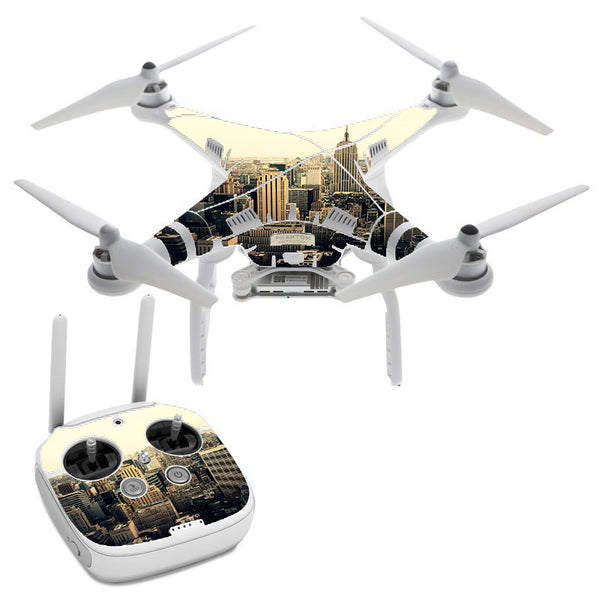 New York City2 DJI Phantom 3 Professional Skin