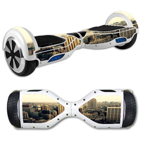 New York City2 Hoverboards  Skin