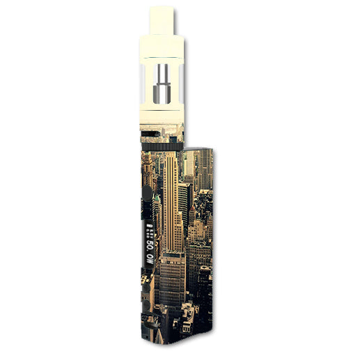 New York City2 Kangertech Subox Nano Skin