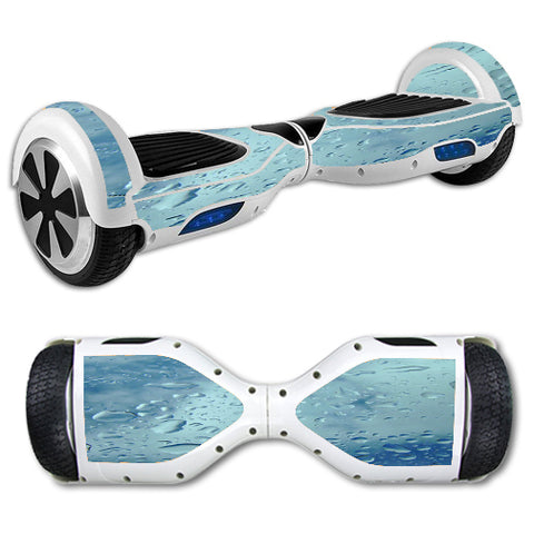 Raindrops Hoverboards  Skin