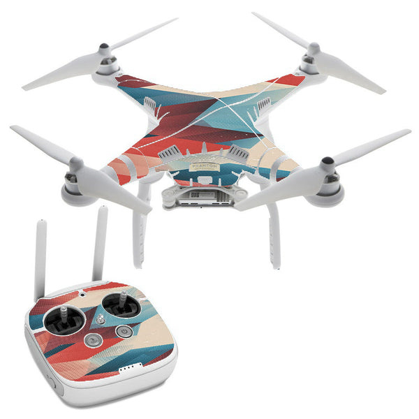Abstract Pattern DJI Phantom 3 Professional Skin