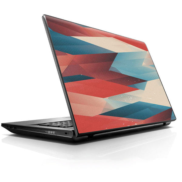 Abstract Pattern Universal 13 to 16 inch wide laptop Skin