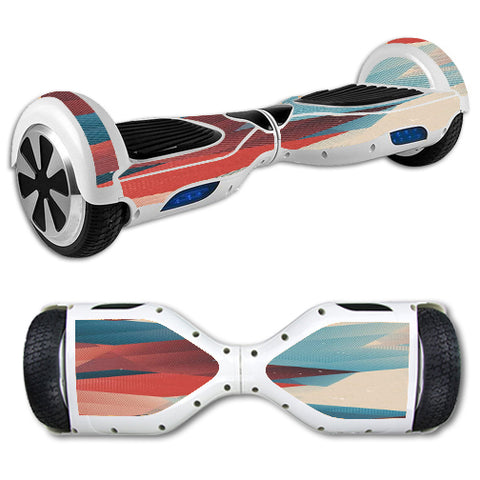 Abstract Pattern Hoverboards  Skin