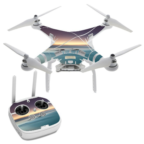 Foggy Lake DJI Phantom 3 Professional Skin