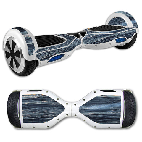 Sea Waves Hoverboards  Skin