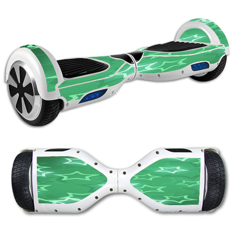 Shiny Stars Hoverboards  Skin