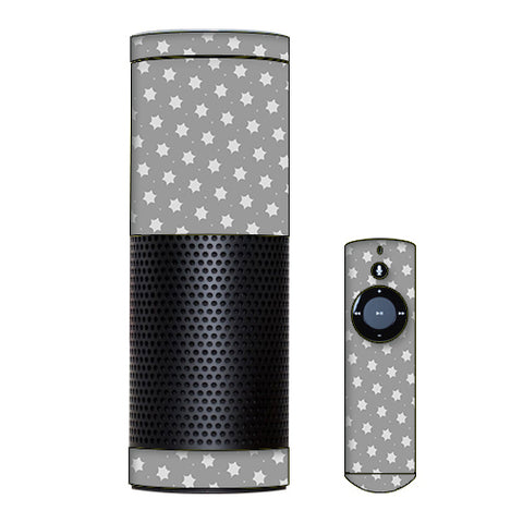Simple Stars Amazon Echo Skin