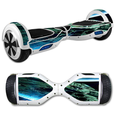 Spaceship Hoverboards  Skin