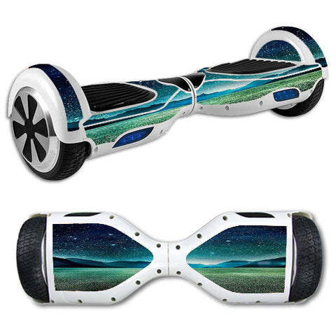 Starry Nightfield Hoverboards  Skin