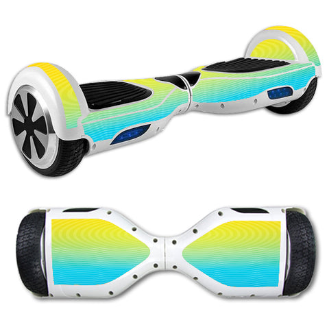 Sun And Ocean Hoverboards  Skin