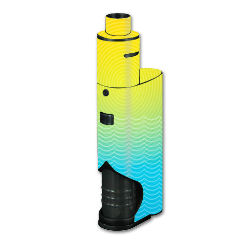 Sun And Ocean Kangertech dripbox Skin