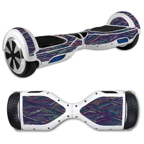 Triangle Weave Hoverboards  Skin