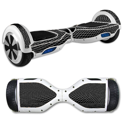 Wire Frame Illusion Hoverboards  Skin