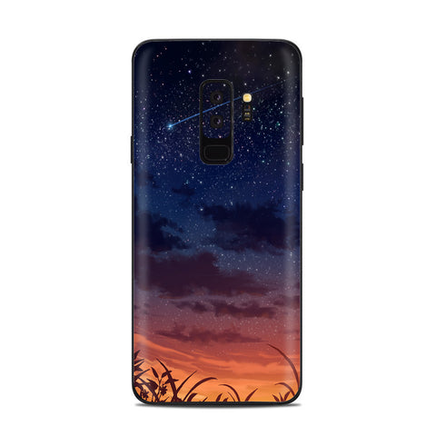 Art Star Universe Samsung Galaxy S9 Plus Skin