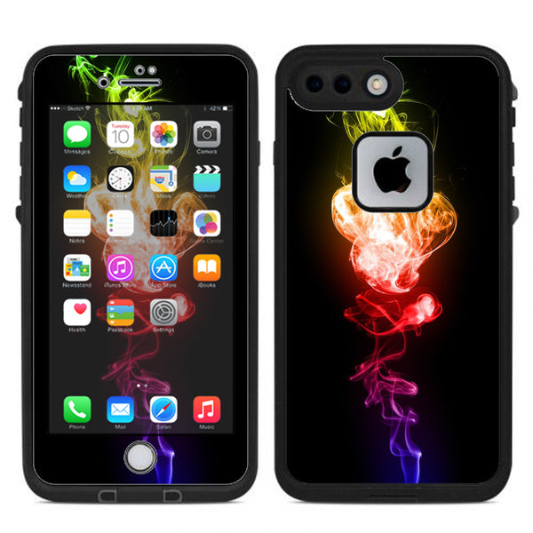 low priced b3fc9 8181e Color Smoke Lifeproof Fre iPhone 7 Plus or iPhone 8 Plus Skin