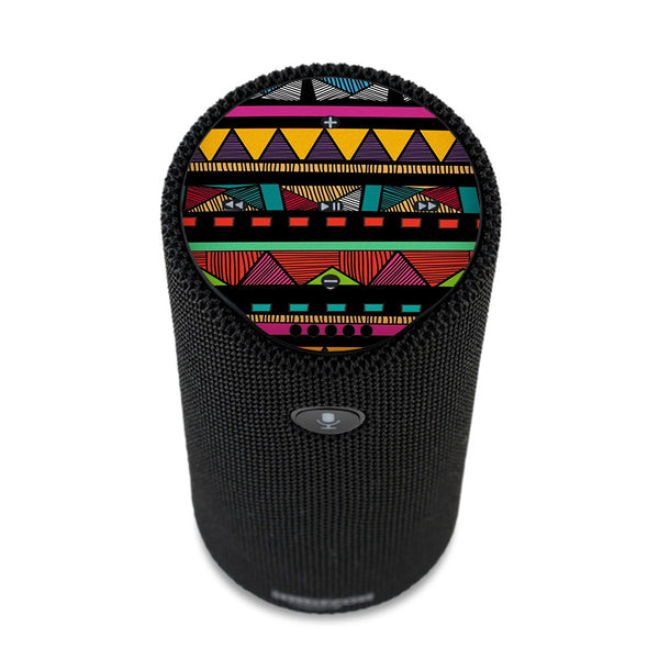 Aztec Chevron Amazon Tap Skin