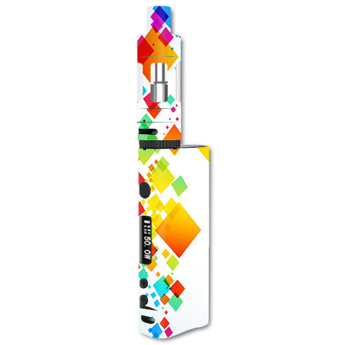 Colorful Abstract Graphic Kangertech Subox Nano Skin