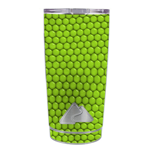 Green Beads Balls Ozark Trail 20oz Tumbler Skin