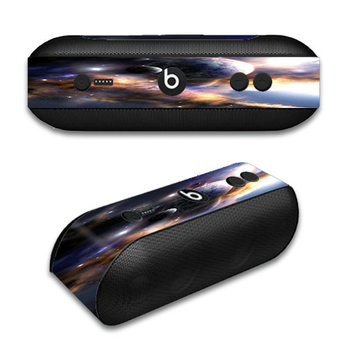 Planets Moons Space Beats by Dre Pill Plus Skin