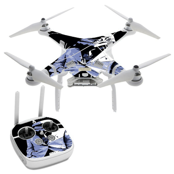 Pimped Out Storm Guy DJI Phantom 3 Professional Skin