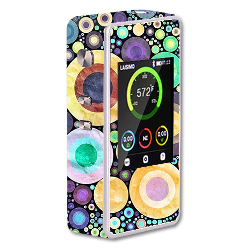Abstract Circle Canvas Laisimo L1 200w TC Skin