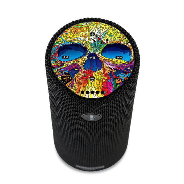 Colorful Skull 1 Amazon Tap Skin