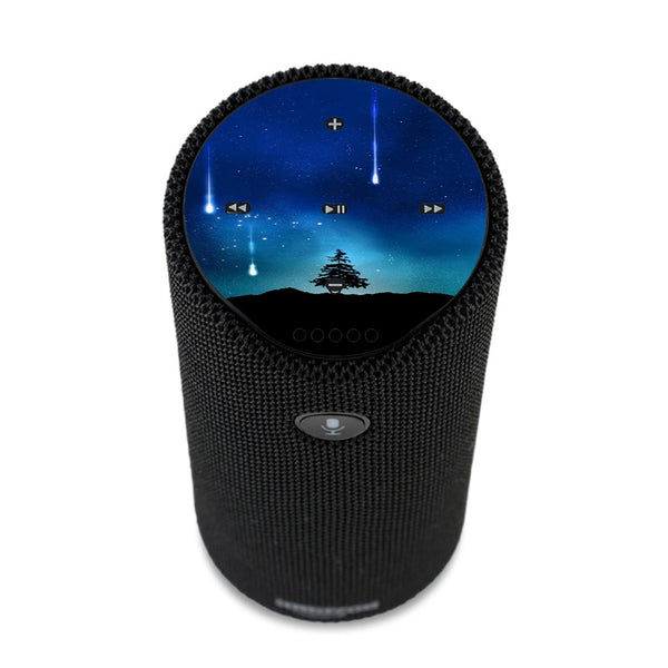 Falling Stars Trees Mount Amazon Tap Skin