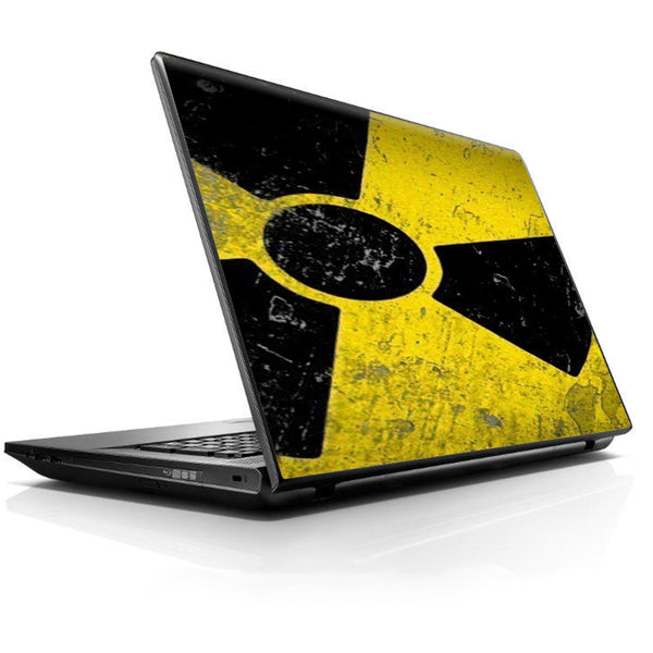 Bio Hazard Zombie Universal 13 to 16 inch wide laptop Skin