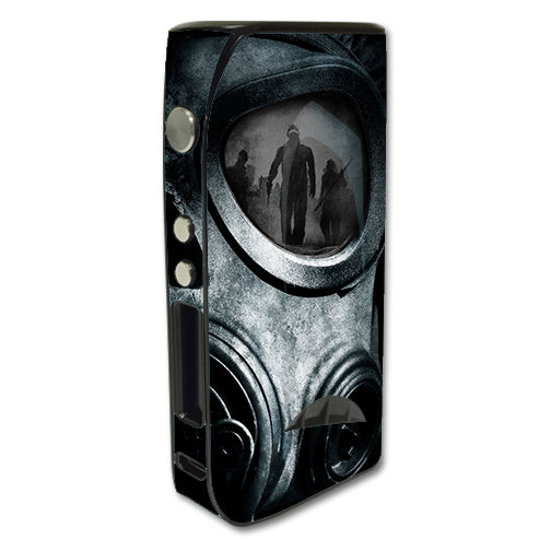Gas Mask War Apocolypse Pioneer4You iPV5 200w Skin