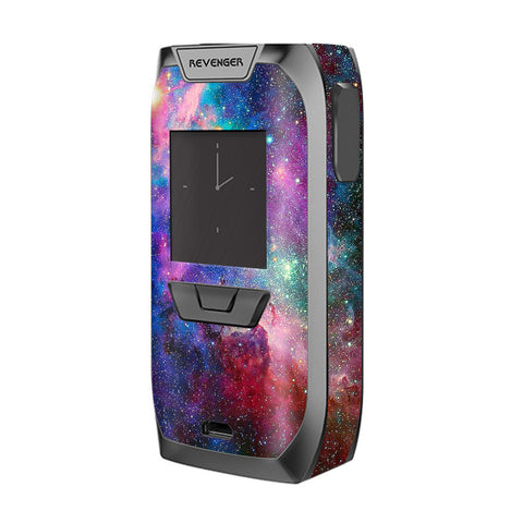 Colorful Space Gasses Vaporesso Revenger Skin