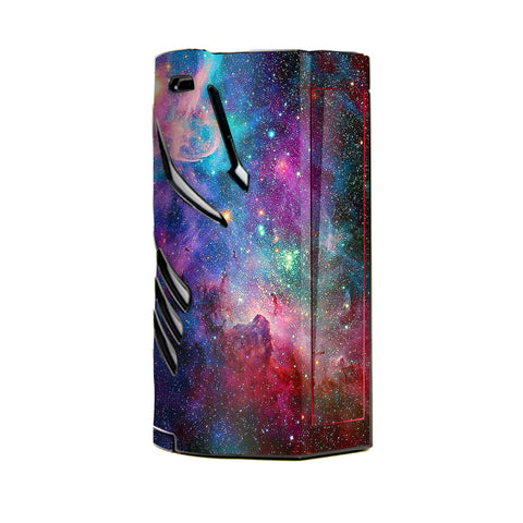 Colorful Space Gasses T-Priv 3 Smok Skin