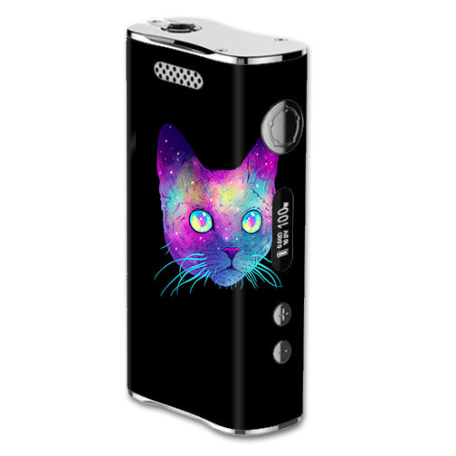 Colorful Galaxy Space Cat eLeaf iStick 100W Skin