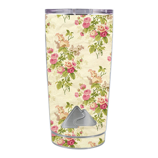 Charming Flowers Trendy Ozark Trail 20oz Tumbler Skin
