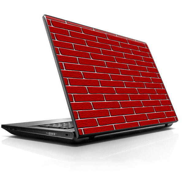 Brick Wall Universal 13 to 16 inch wide laptop Skin