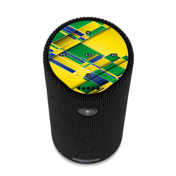 Brazil Tech Colors Amazon Tap Skin