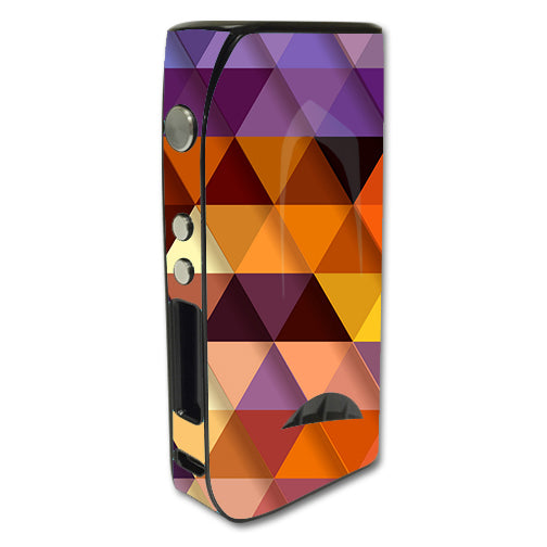 Triangles Pattern Pioneer4You iPV5 200w Skin